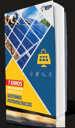e-book os 7 erros mais comuns em instalações de sistemas fotovoltaicos